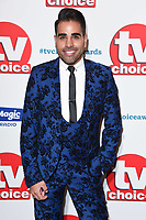 Dr Ranj Singh<br /> at the TV Choice Awards 2018, Dorchester Hotel, London<br /> <br /> ©Ash Knotek  D3428  10/09/2018