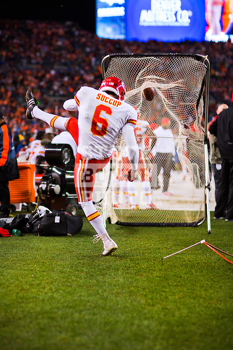 Kansas City Chiefs at Sports Authority Field at Mile High Stadium in Denver Colorado for a game against the Denver Broncos on November 17, 2013.<br /> <br /> 2013 © Steve Boyle