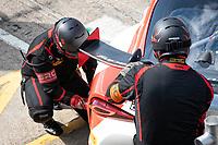 Tyre change in qualifying change over for John Ferguson & Scott McKenna, Toyota GR Supra GT4, Toyota GAZOO Racing UK during the British GT & F3 Championship on 10th July 2021