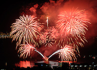 141108 Wellington Fireworks