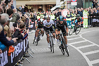 Michal Kwiatkowski (POL/SKY) turning up the Cauberg<br /> <br /> 52nd Amstel Gold Race (1.UWT)<br /> 1 Day Race: Maastricht › Berg en Terblijt (264km)