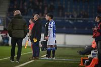 VOETBAL: HEERENVEEN: 18-12-2019, Debuut voor de Vietnamese voetballer Doan Van Hau, ©foto Martin de Jong