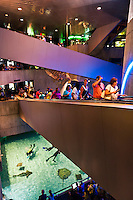 National Aquarium, Inner Harbor, Baltimore, Maryland, USA