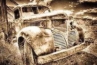 Dodge Bootlegger Truck - Utah (sepia)