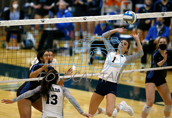 Air Force @ Nevada volleyball 021921