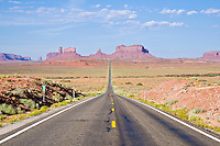 Monument Valley, from Utah, USA