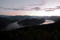 Poncione d'Arzo, Ticino, Mnedrisio, Luganese, Ceresio, Lago Lugano, Morcote