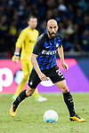 FC Internazionale Midfielder Borja Valero in action during the International Champions Cup 2017 match between FC Internazionale and Chelsea FC on July 29, 2017 in Singapore. Photo by Weixiang Lim / Power Sport Images