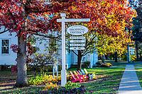 Charming New England town of Salisbury.