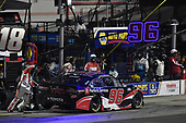 #96: Daniel Suarez, Gaunt Brothers Racing, Toyota Camry Genuine Parts & Service
