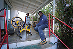 10 jarig jubileum Caneye. Nederlandse antillen/ Aedes. sociale woningbouw. hoofdstuk Eustatius / Statia. foto's: Michael Kooren..