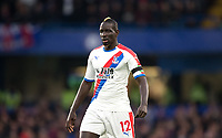 Mamadou Sakho of Crystal Palace during the Premier League match between Chelsea and Crystal Palace at Stamford Bridge, London, England on 4 November 2018. Photo by Andy Rowland.<br /> .<br /> (Photograph May Only Be Used For Newspaper And/Or Magazine Editorial Purposes. www.football-dataco.com)