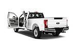 Car images of 2017 Ford F-250 XLT-SuperCab 4 Door Pickup Doors