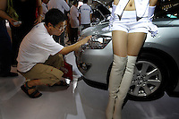 "China (Guangzhou) International Automobile Exhibition began in 2003, after three years' development, it has become one of the large international auto-shows in China..The 3rd China (Guangzhou) International Automobile Exhibition took place from 22 to 28 November 2005, and turned out a blockbuster. This grand event has involved an exhibition ground with an area totaling 85,000 square meters, which was 13% up from that recorded in its counterpart held last year; and employed 8 exhibition halls. Over 370 exhibitors, hailing from 20 other countries & regions, took part in this exhibition; whilst more than 1,600 news reporters representing upwards of 510 TV and radio stations, newspapers, magazines and online media organs at home and abroad swarmed in to publicize this exhibition. The aggregate audience size accounted for 541, 256 person-times, and a peaking audience size occurred in some two days in the duration, exceeding 120,000 person-times..The 4th China (Guangzhou) International Automobile Exhibition will be held from 25 to 31 July 2006, and titled ""Carry Dream, Enjoy Life""..The 4th Auto Guangzhou plans to house an exhibition area of 85,000 square meters in total, which is still divided into four major exhibition areas, for passenger vehicles, commercial vehicles, auto parts and other automobile articles, respectively. Among others, the exhibition area for passenger vehicles plans to cover 5 exhibition halls, whose areas amount to 55,000 square meters; whilst the exhibition areas for commercial vehicles, auto parts and other automobile articles are all 10,000 square meters."