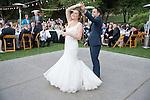 Josh & Lauren's first dance.