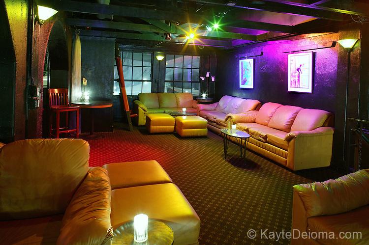 Boardner's nightclub, Hollywood, CA