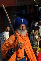 A Sadu in Delhi India