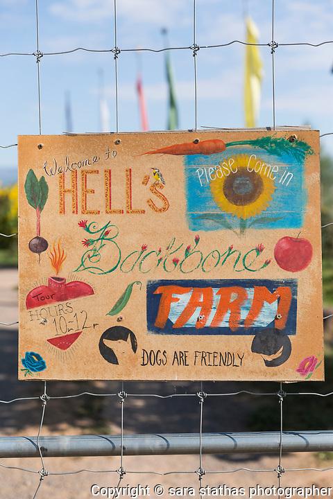 Hell's Backbone Farm