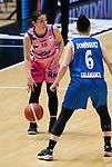 Copa de la Reina de Baloncesto 2021.<br /> Perfumerias Avenida - Duran Maquinaria Ensino.<br /> 4 de marzo de 2021.<br /> Valencia - España.