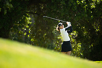 STANFORD, CA - APRIL 23: Linn Grant at Stanford Golf Course on April 23, 2021 in Stanford, California.