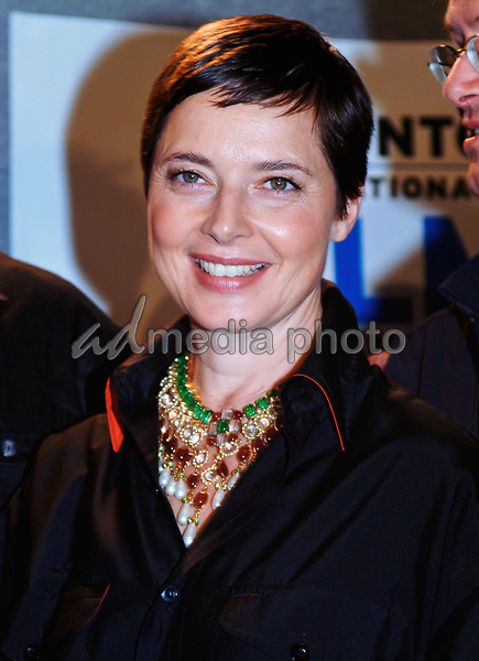 """29 April 2021 - """"The Rossellinis"""", the story of the Italian cinema's famous family, screens as a Special Presentation at Hot Docs Festival 2021.  File Photo: TIFF 2003, Toronto, Ontario, Canada. Photo Credit: Brent Perniac/AdMedia"""