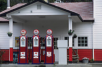 USA/Etats-Unis/Alaska/Gustavus : Station service