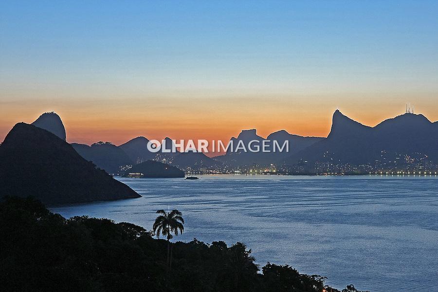Baia de Guanabara. Rio de Janeiro. 2015. Foto de Euler Paixao.