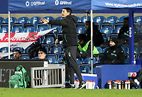 Vladimir Ivic manager of Watford during Queens Park Rangers vs Watford, Sky Bet EFL Championship Football at The Kiyan Prince Foundation Stadium on 21st November 2020