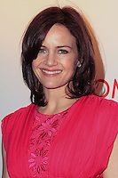 """NEW YORK, NY - NOVEMBER 12: Carla Gugino at the New York Premiere Of The Weinstein Company's """"Philomena"""" held at Paris Theater on November 12, 2013 in New York City. (Photo by Jeffery Duran/Celebrity Monitor)"""
