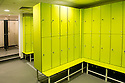 Gents Changing Rooms at the New Gym Facility at Stenhousemuir.