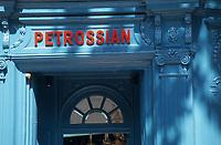 """Europe/France/Ile-de-France/Paris: Restaurant """"Petrossian"""" 18 boulevard de la Tour Maubourg [Non destiné à un usage publicitaire - Not intended for an advertising use]"""