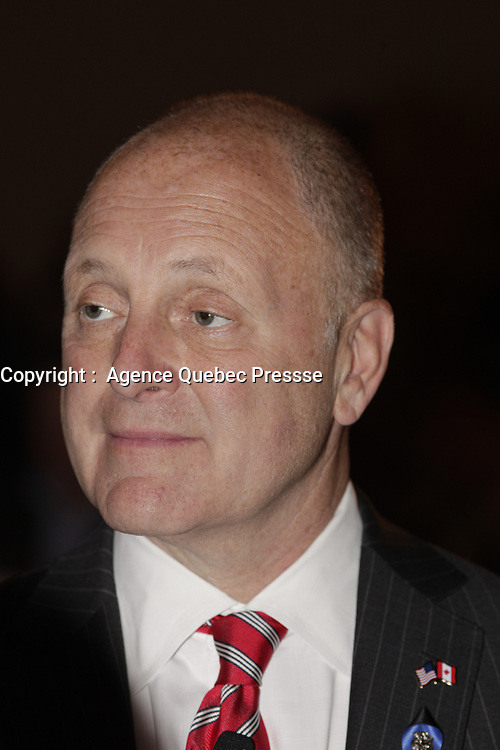 Bruce Heyman,<br /> United States' Ambassador to Canada   <br /> attend the International Economic Forum of the Americas 20th Edition, from June 9-12, 2014 <br /> <br />  Photo : Agence Quebec Presse - Pierre Roussel