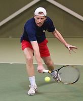 12-03-11, Tennis, Rotterdam, NOVK,  Jan Houkes