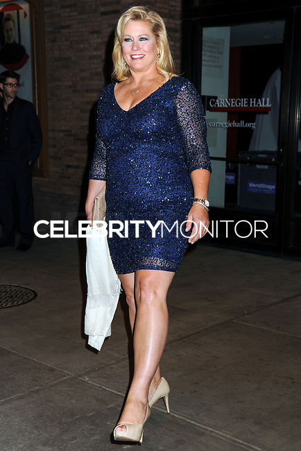 NEW YORK CITY, NY, USA - NOVEMBER 10: Emme  arrives at the 2014 Glamour Women Of The Year Awards held at Carnegie Hall on November 10, 2014 in New York City, New York, United States. (Photo by Celebrity Monitor)