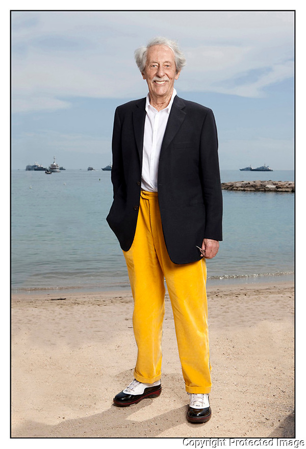 Jean Rochefort<br /> Cannes