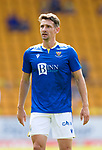 St Johnstone v Fleetwood Town…24.07.21  McDiarmid Park<br />Craig Bryson<br />Picture by Graeme Hart.<br />Copyright Perthshire Picture Agency<br />Tel: 01738 623350  Mobile: 07990 594431