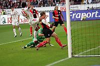 Große Chance für Arturo Vidal (Bayer Leverkusen)