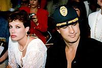 Steven Segal & wife, Kelly LeBrock 1992<br /> Photo By John Barrett-PHOTOlink.net / MediaPunch