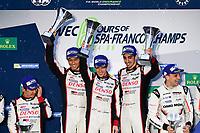 6 HOURS AT SPA (BEL) ROUND 2 FIA WEC 2017