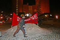 Demonstrasjon Rådhuset Christian Høibø PST informant