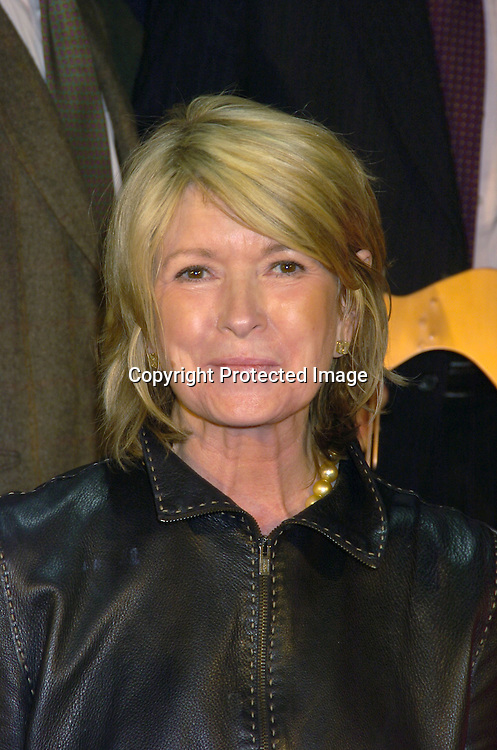 Martha Stewart ..at The National Magazine Awards 2005 presented by The American Society of Magazine Editors on April 13, 2005 at..The Waldorf Astoria Hotel. ..Photo by Robin Platzer, Twin Images