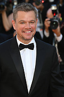 CANNES, FRANCE. July 8, 2021: Matt Damon at the Stillwater Premiere at the 74th Festival de Cannes.<br /> Picture: Paul Smith / Featureflash