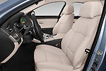 Front seat view of a 2015 BMW SERIES 5 ActiveHybrid 5 Luxury 4 Door Sedan Front Seat car photos