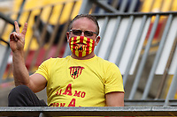 supporter of Benevento Calcio<br /> during the Serie A football match between Benevento Calcio and SSC Napoli at stadio Ciro Vigorito in Benevento (Italy), October 25th, 2020. <br /> Photo Cesare Purini / Insidefoto