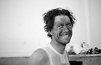 111th Paris-Roubaix 2013..post-race Roy Curvers (NLD)