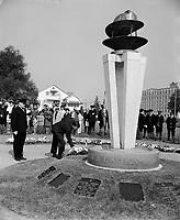 1967 09 OBT - Mt TABOR - Cérémonie
