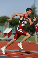 4 May 2008: Stanford Cardinal Chris Hadley during Stanford's Payton Jordan Cardinal Invitational at Cobb Track & Angell Field in Stanford, CA.
