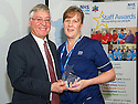 Recognising Our People Awards : Inspiration Award : Joint 1st  Runner Up : Nicola Doonan, Senior Charge Nurse, Ward B21/22.