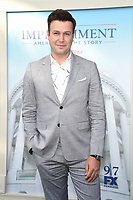 """WEST HOLLYWOOD - SEPT 1: Taran Killam attends a red carpet event for FX's """"Impeachment: American Crime Story"""" at Pacific Design Center on September 1, 2021 in West Hollywood, California. (Photo by Frank Micelotta/FX/PictureGroup)"""