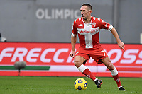Franck Ribery of ACF Fiorentina in action during the Serie A football match between SS Lazio and ACF Fiorentina at Olimpico stadium in Roma (Italy), January 6th, 2021. Photo Andrea Staccioli / Insidefoto